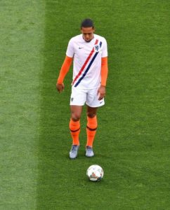 Virgil Van Dijk ballon d'or 2019 favori