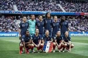 france nigéria coupe du monde féminine
