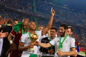 can 2019 algérie champion d'Afrique