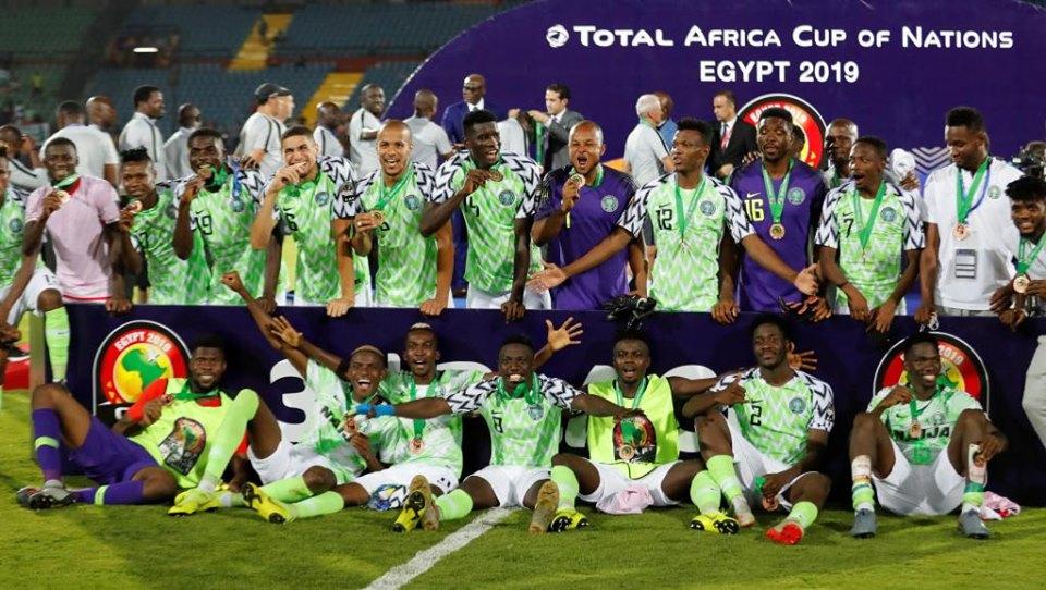 troisième place CAN 2019 nigéria