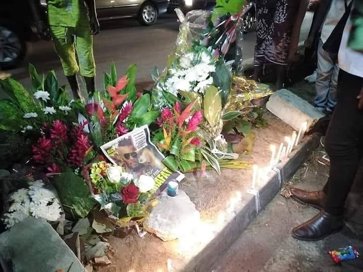 obsèques arafat dj hommage national