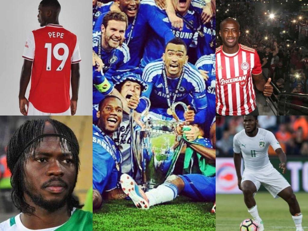top 10 des footballeurs ivoiriens les plus chers en 2019