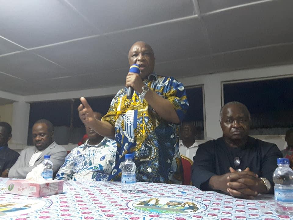 assoa adou révélation sur laurent gbagbo