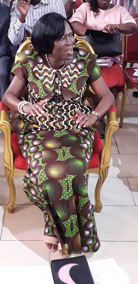 simone gbagbo tournée