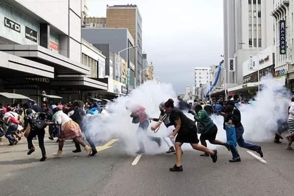 violences en Afrique du sud