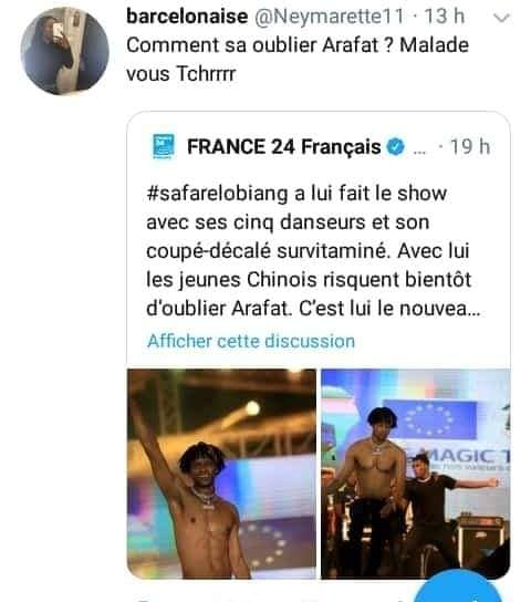 chinois attaque france 24