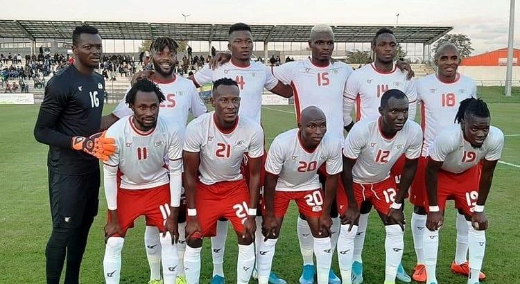 Equipe D Algerie Calendrier.Calendrier Eliminatoires Can 2021 Le Programme Des Etalons