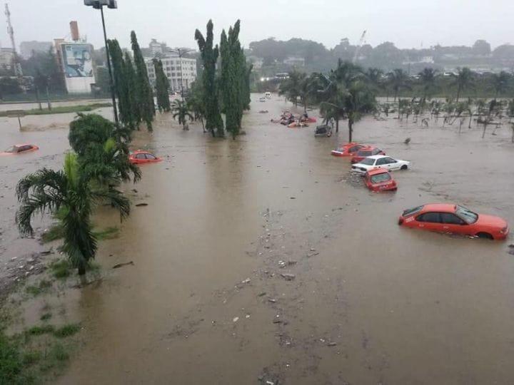 saison des pluies abidjan