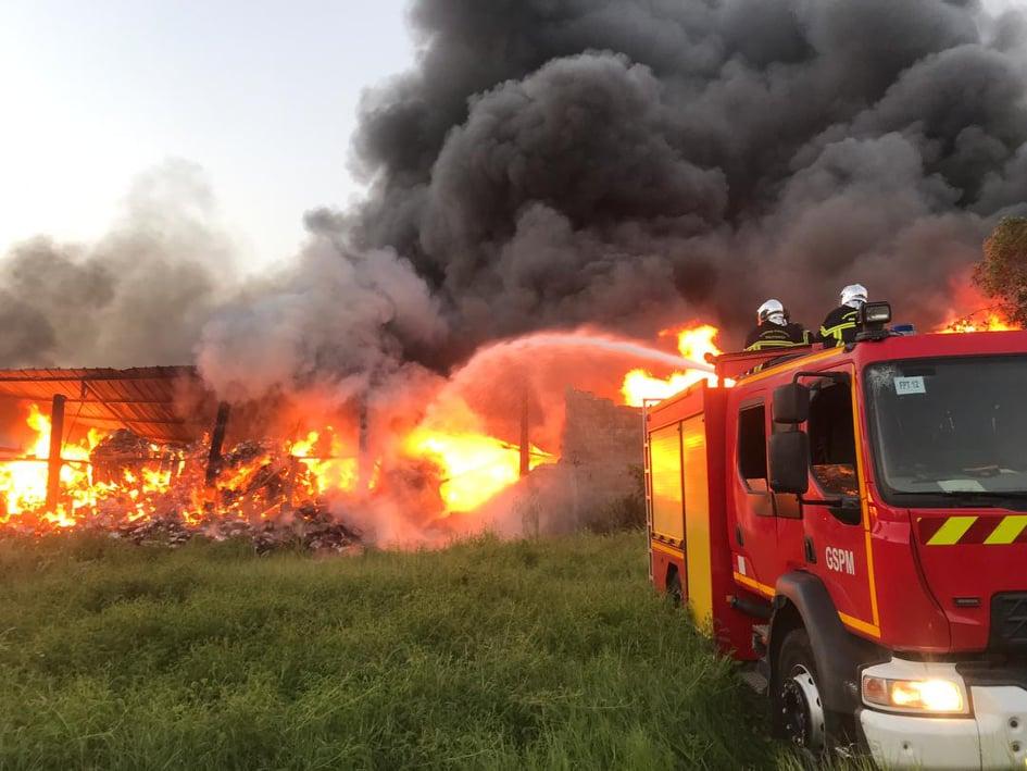 sapeurs pompiers interventions cote d'ivoire septembre bilan