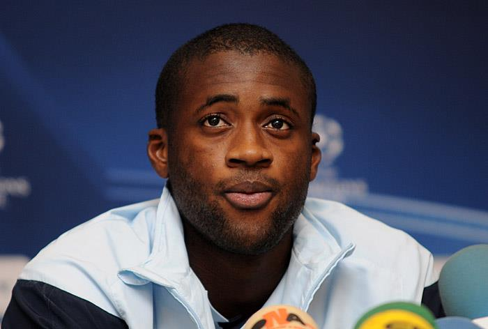 yaya toure racisme football