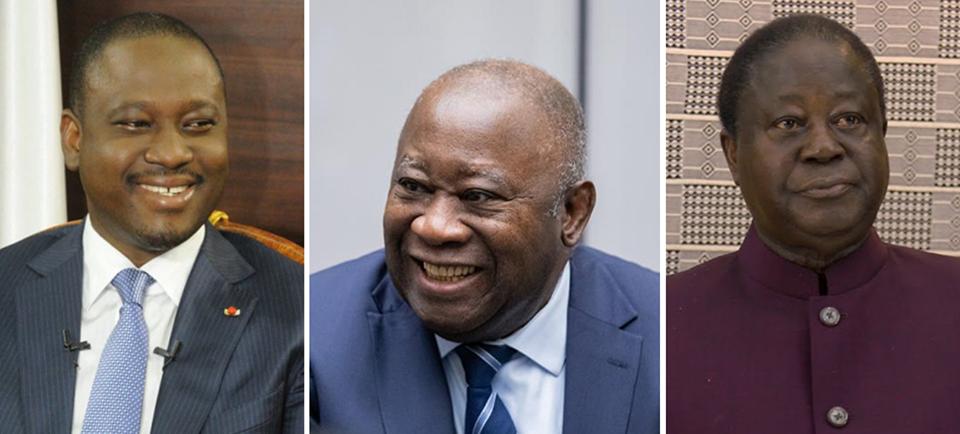 ouattara trahi par soro bédié et gbagbo