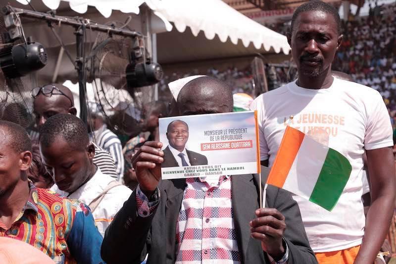 presidentielle 2020 troisième mandat ouattara alassane