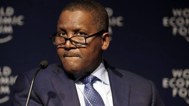 aliko dangote classement forbes les plus riches 2020