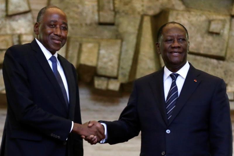 charles gnaoré gon coulibaly présidentielle 2020