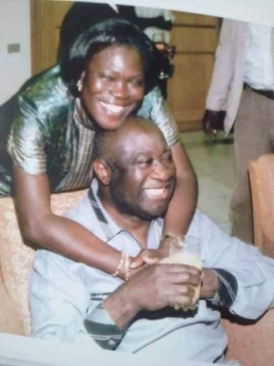 simone et laurent gbagbo fpi