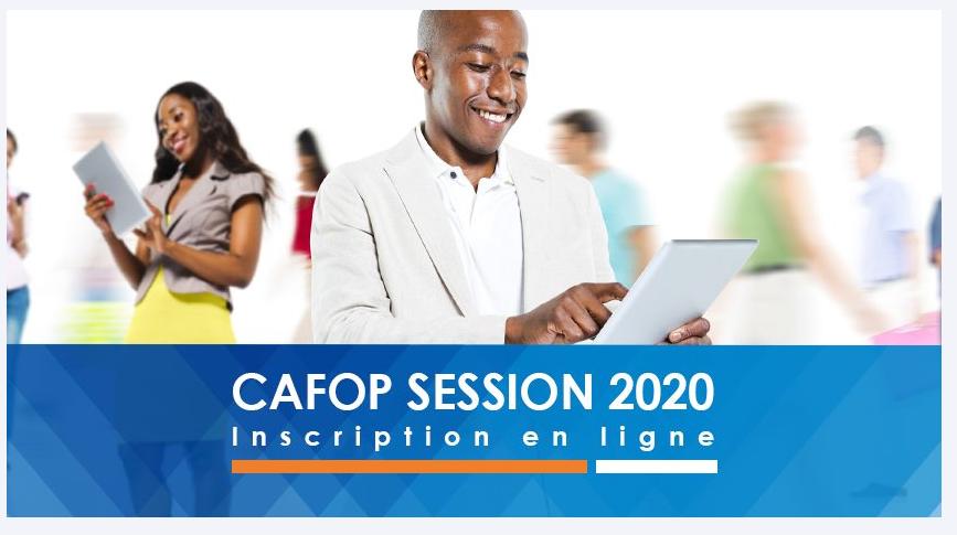 cafop 2020 lien pour inscription
