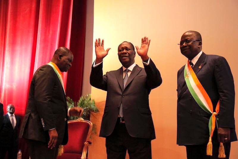 discours ouattara alassane yamoussoukro