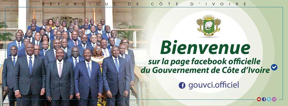 liste du nouveau gouvernement ivoirien
