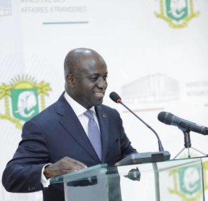 marcel amon tanoh demission gouvernement