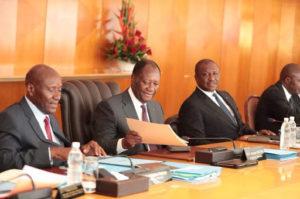 presidentielle 2020 Ouattara renonce