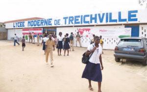 resultats bac 2020 Côte d'ivoire men deco