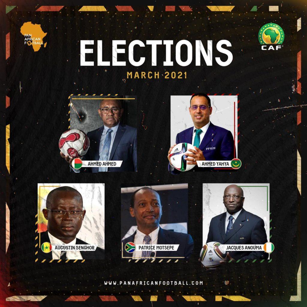 election caf 2021
